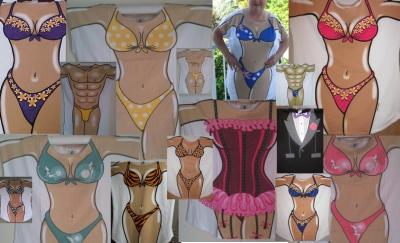 Bikini Tshirts