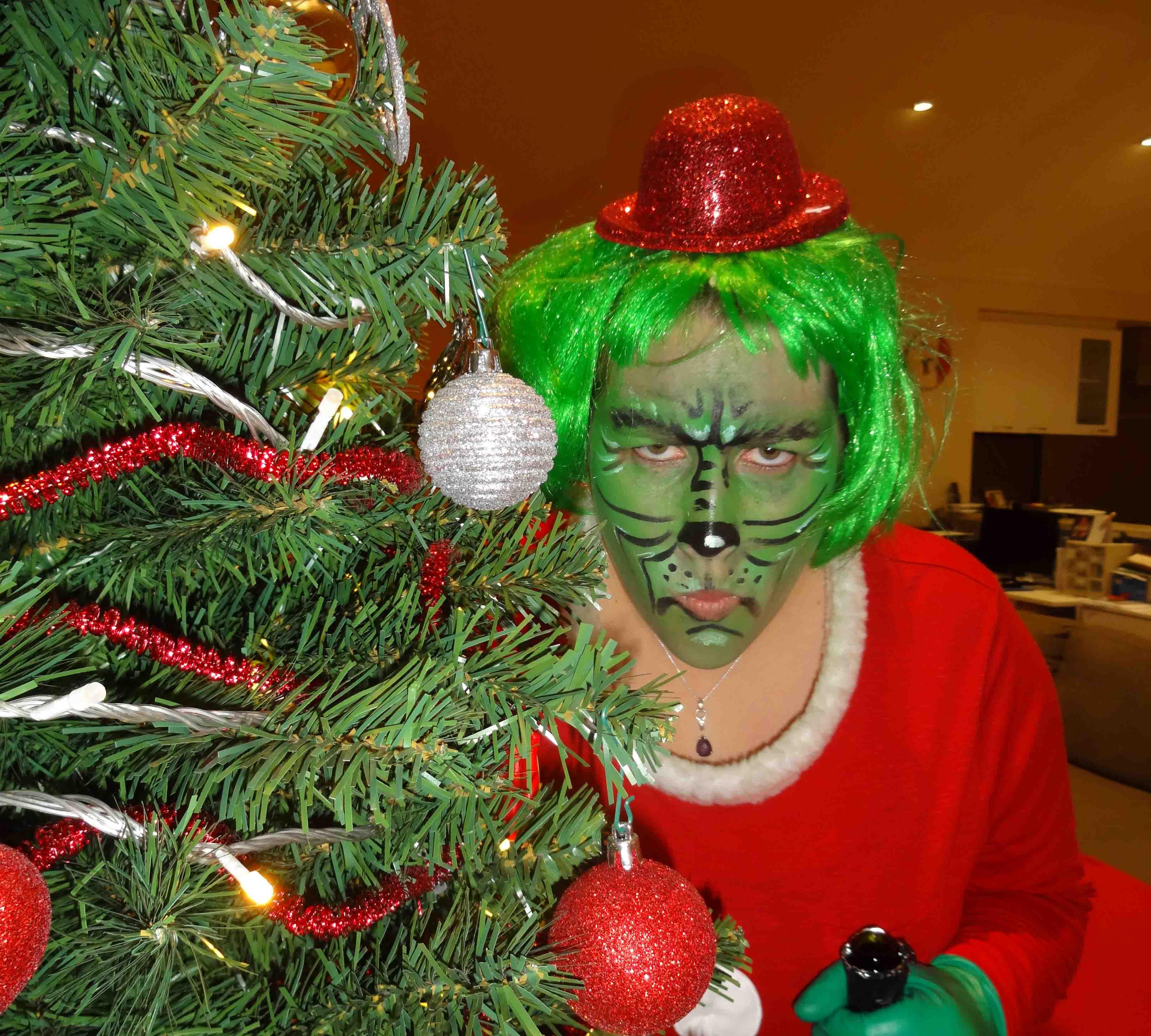 Merry Grinchmas 2012!!